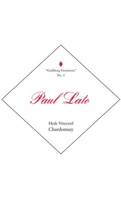 Paul Lato Chardonnay Carneros Hyde Vyd. Goldberg Variations 2018