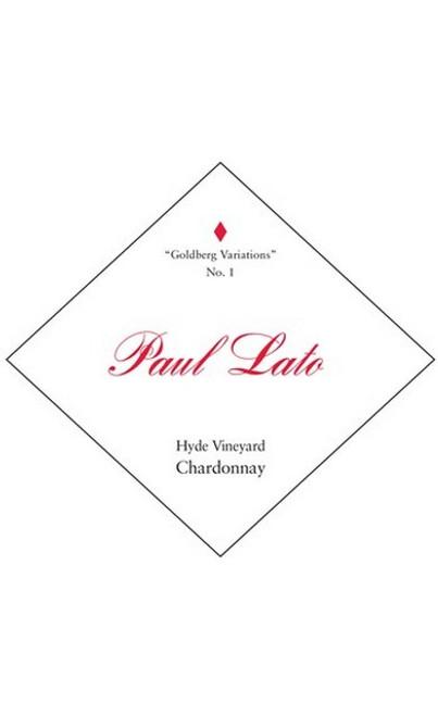 Paul Lato Chardonnay Carneros Hyde Vyd. Goldberg Variations 2018