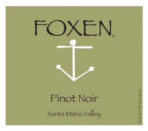 Foxen Pinot Noir Santa Maria Valley 2017