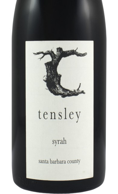 Tensley Syrah Santa Barbara County 2019