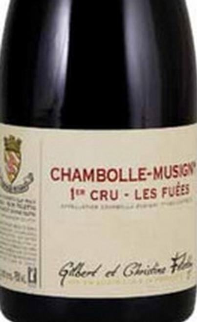 Felettig Chambolle-Musigny 1er cru Les Fuées 2017