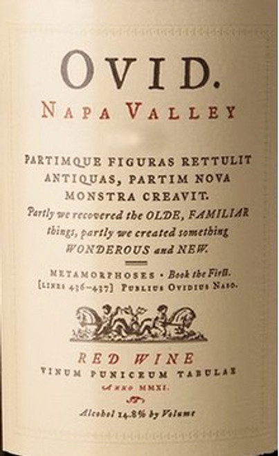 Ovid Propietary Red Napa Valley 2016