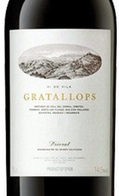 Palacios/Álvaro Priorat Gratallops 2018