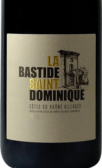 La Bastide St-Dominique Côtes du Rhône-Villages 2018