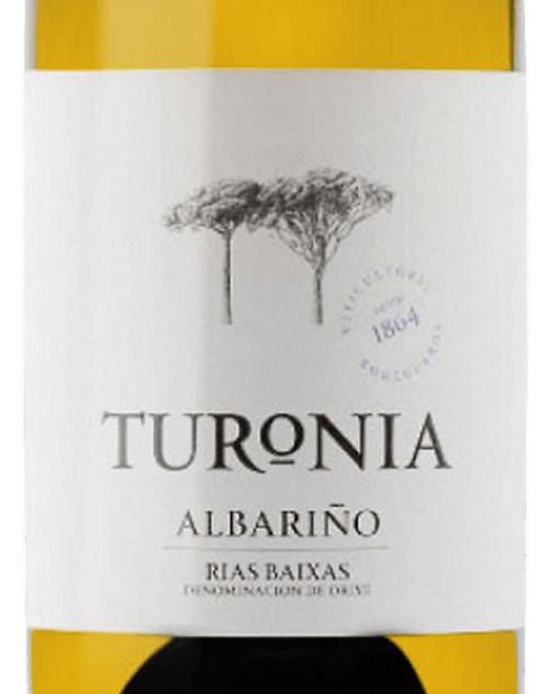 Quinta Couselo Albariño Rías Baixas Turonia 2019