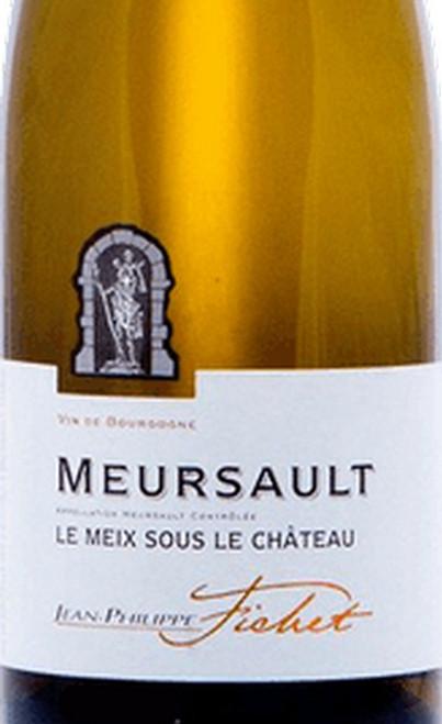 Fichet/Jean-Philippe Meursault Meix Sous le Château 2018