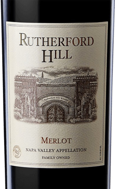 Rutherford Hill Merlot Napa Valley 2016