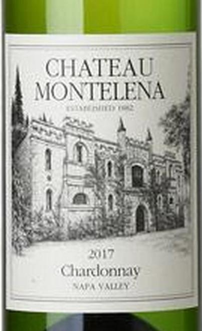 Montelena Chardonnay Napa Valley 2017