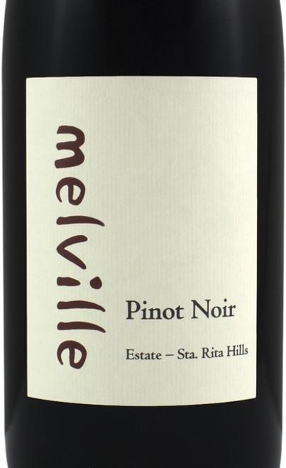 Melville Pinot Noir Sta. Rita Hills Estate 2017