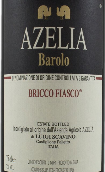 Azelia Barolo Bricco Fiasco 2016