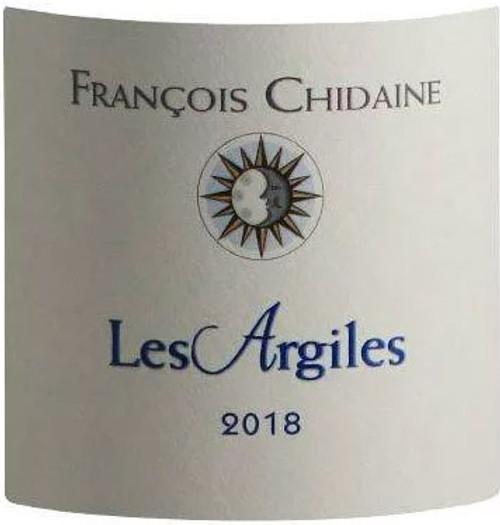 Chidaine Vin de France Les Argiles 2018