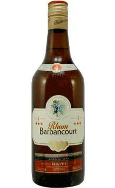 Rhum Barbancourt Rum Three Star 4 Year Old