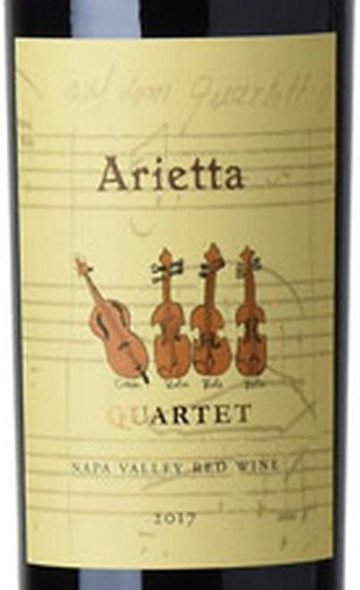 Arietta Quartet Napa Valley 2017