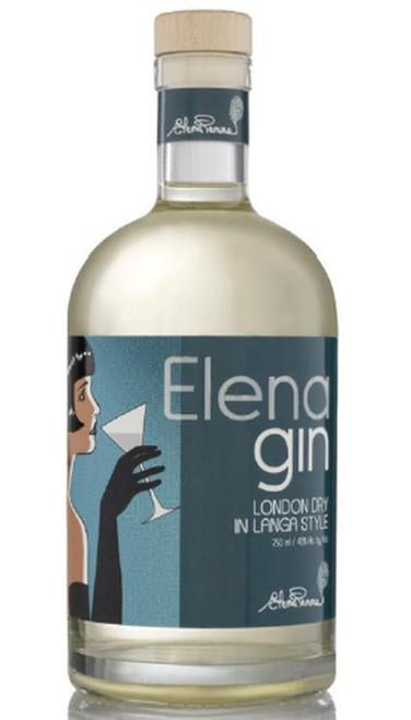 Elena London Dry Gin in Langa Style