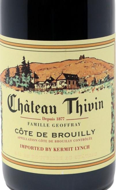 Thivin Côte de Brouilly 2019