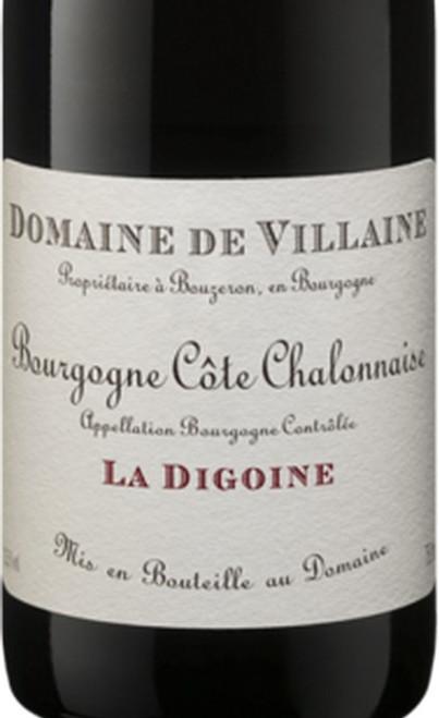 A. & P. de Villaine Bourgogne Côte Chalonnaise Rouge La Digoine 2018