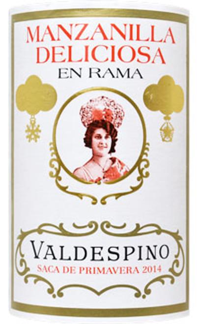Valdespino Manzanilla Deliciosa en Rama NV 375ml