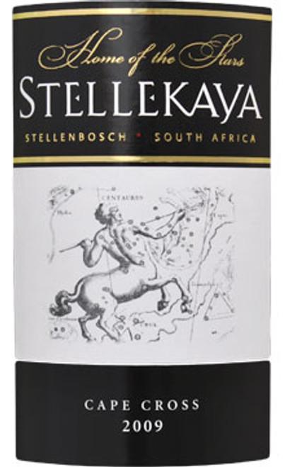 Stellekaya Cape Cross Stellenbosch 2009
