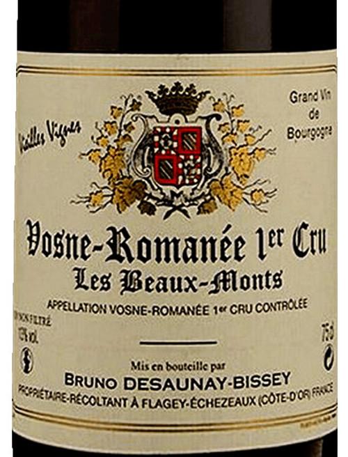 Desaunay-Bissey Vosne-Romanée 1er cru Beaux Monts 2017
