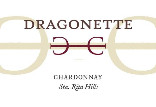 Dragonette Chardonnay Sta. Rita Hills 2018