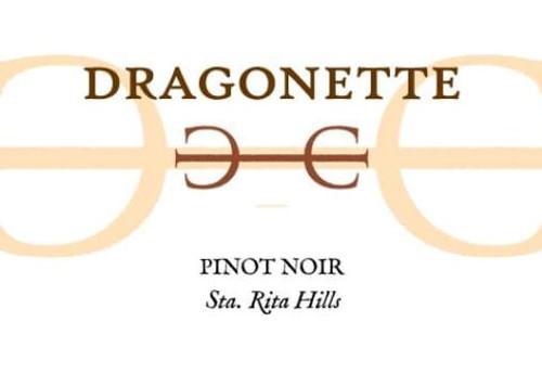 Dragonette Pinot Noir Sta. Rita Hills 2018