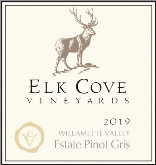 Elk Cove Pinot Gris Willamette Valley 2019