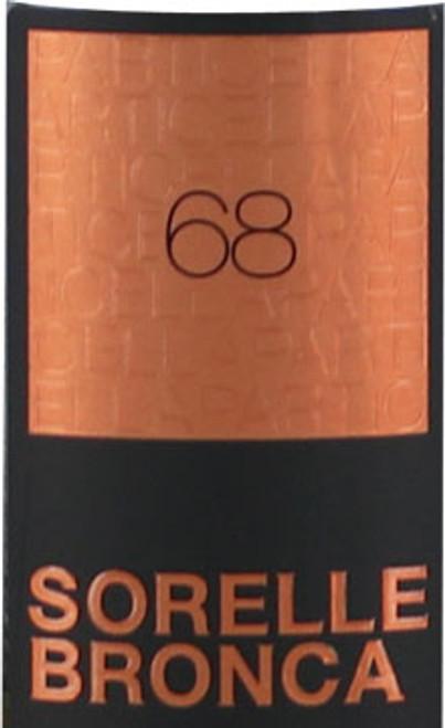 Sorelle Bronca Prosecco Extra Dry Particella 68 NV