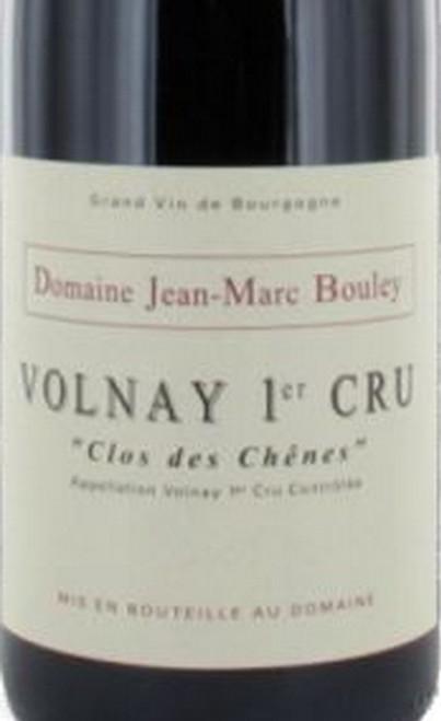 Bouley/Jean-Marc Volnay 1er cru Clos des Chênes 2018