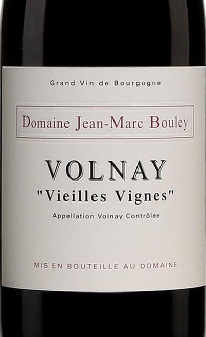 Bouley/Jean-Marc Volnay Vieilles Vignes 2018