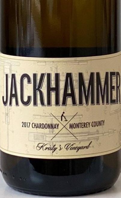 Jackhammer Pinot Noir Monterey County Kristy's Vineyard 2017