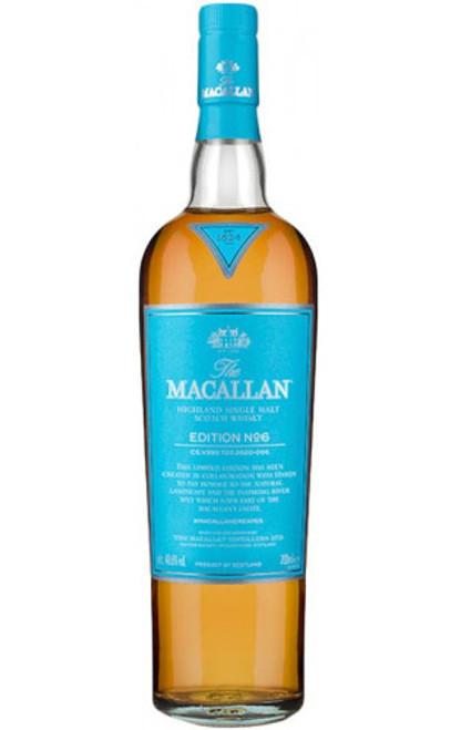 Macallan Edition No. 6 Highland Single Malt Scotch Whisky