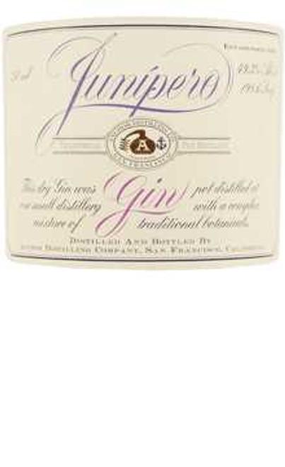 Anchor Junípero Gin (98.6 Proof)