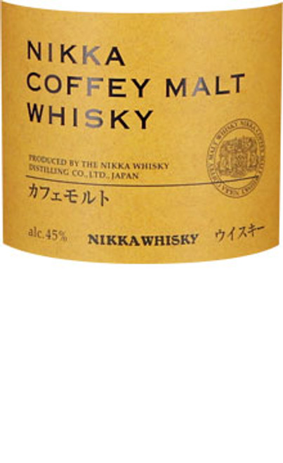 Nikka Whisky Coffey Malt Japanese Whisky