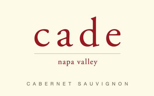 Cade (Plumpjack) Cabernet Sauvignon Howell Mountain Estate 2017