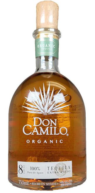 Don Camilo Extra Añejo Tequila 8 Year