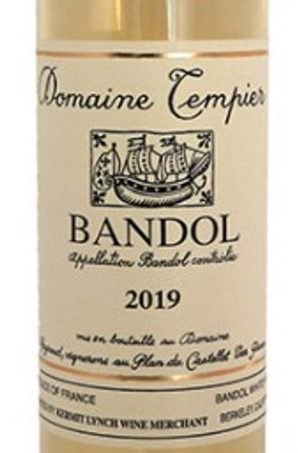 Tempier Bandol Blanc 2019