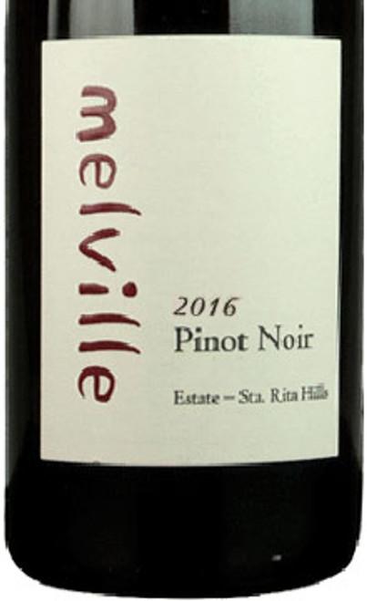 Melville Pinot Noir Sta. Rita Hills Estate 2016