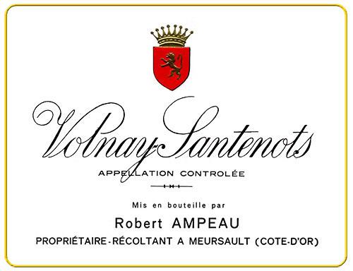 Ampeau/Robert Volnay 1er cru Santenots 2001