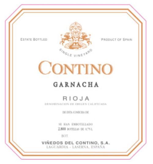 Contino (Cune) Rioja Garnacha 2015