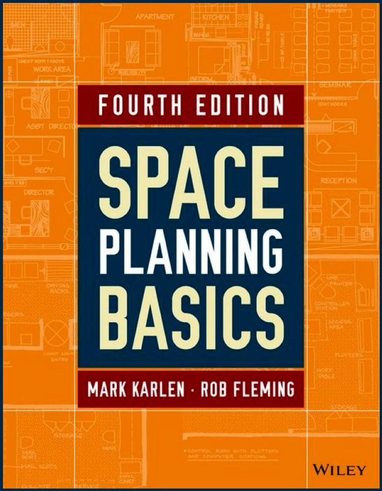 Space Planning Basics 4th Edition - ISBN#9781118882009