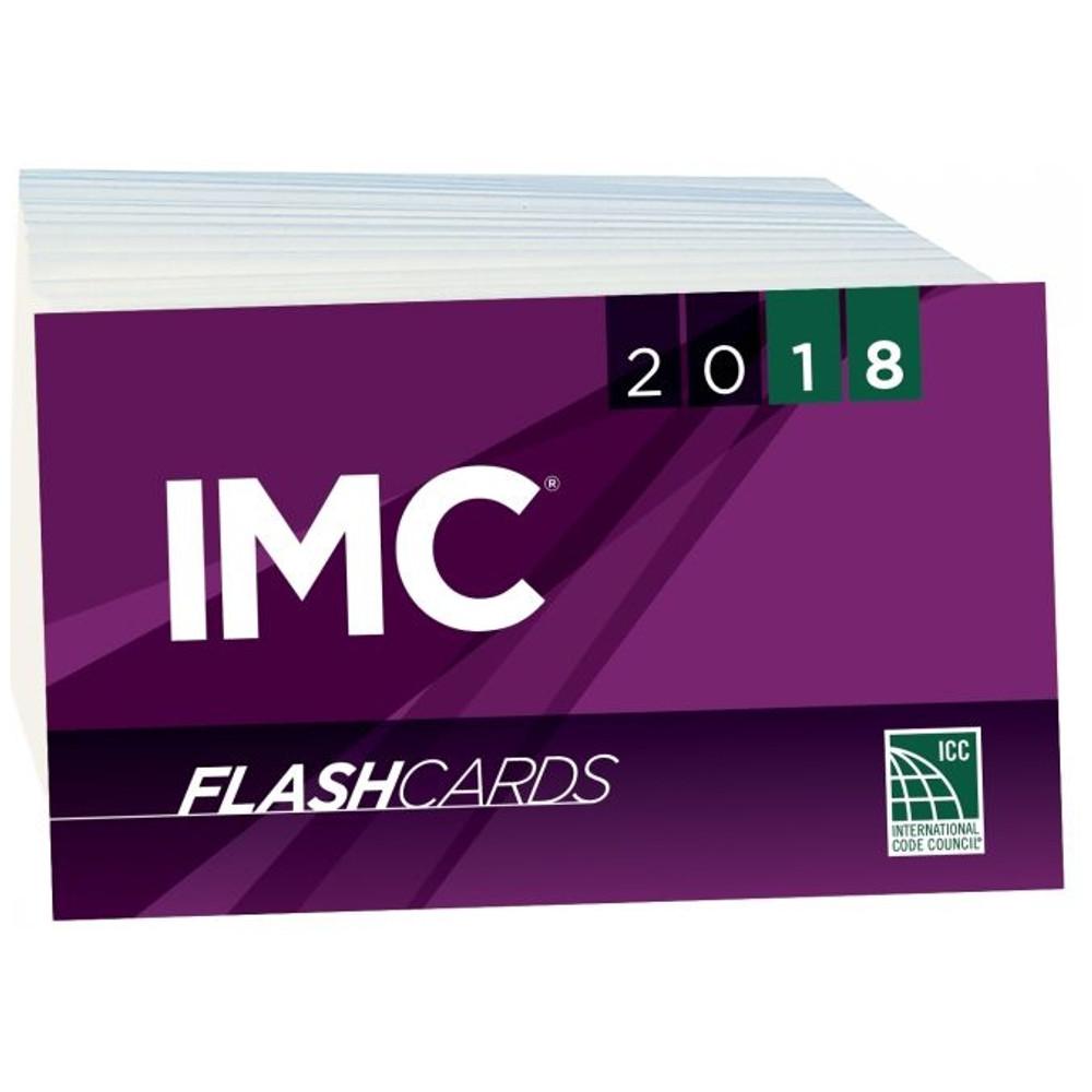2018 IMC Flash Cards - ISBN#9781609838157