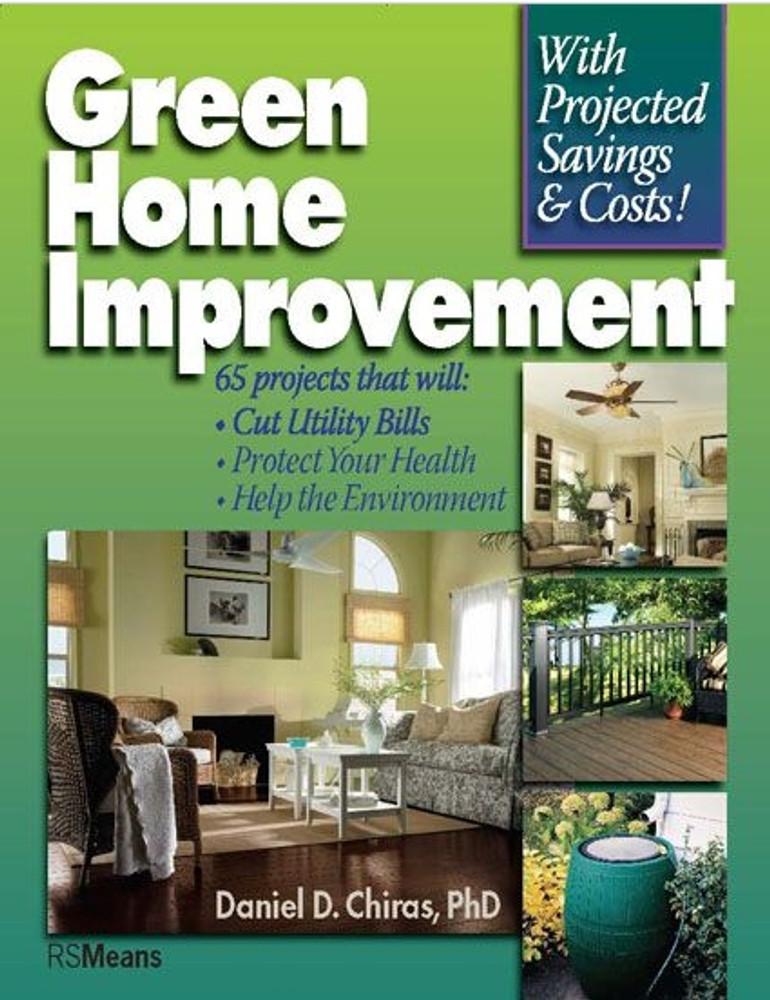 Green Home Improvement - ISBN#9780876290934