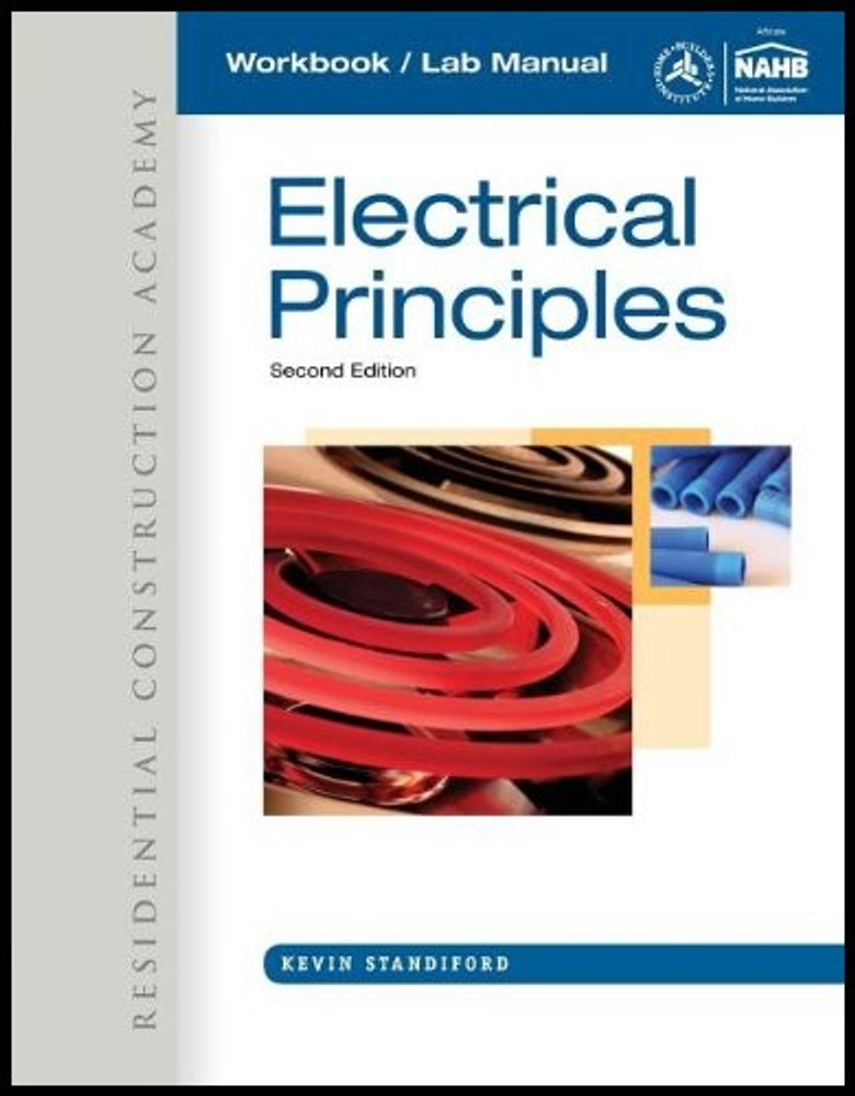Workbook with Lab Manual for Electrical Principles 2nd Edition - ISBN#9781111306502