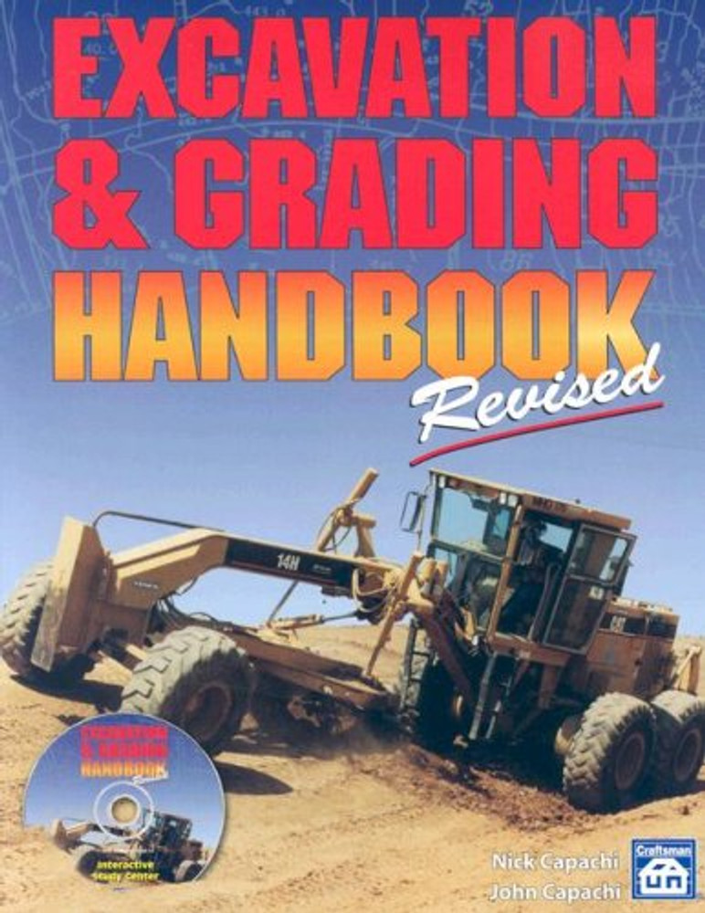 Excavation Grading Handbook, Revised - ISBN#9781572181731