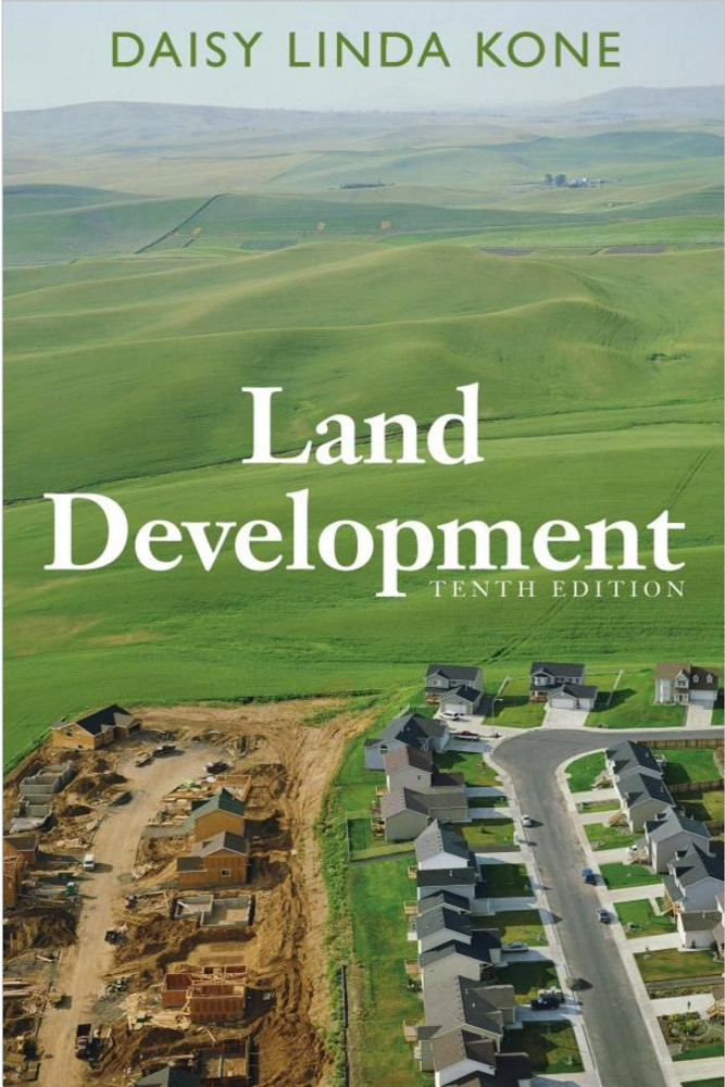 Land Development 10th Edition - ISBN#9780867186093