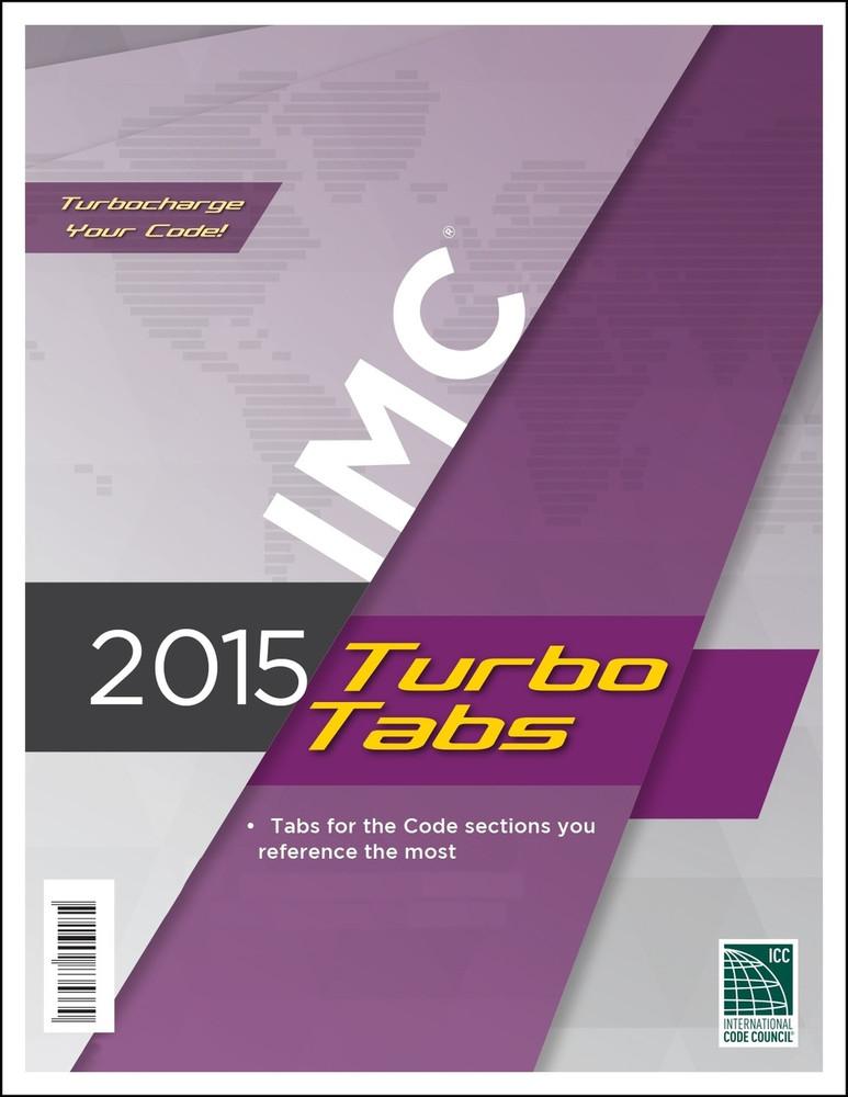 2015 IMC Turbo Tabs - ISBN#9781609835347