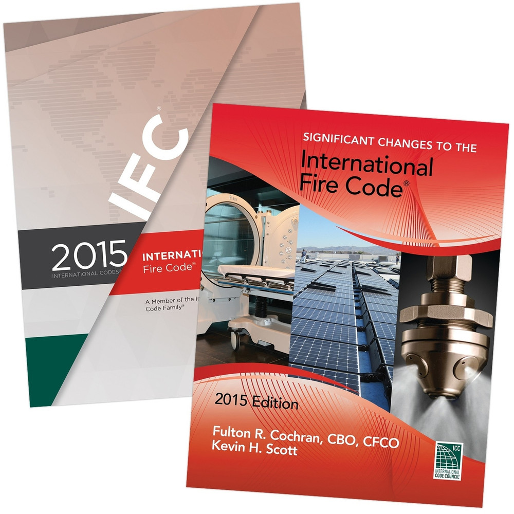 2015 IFC and Significant Changes to the IFC 2015 Edition Set