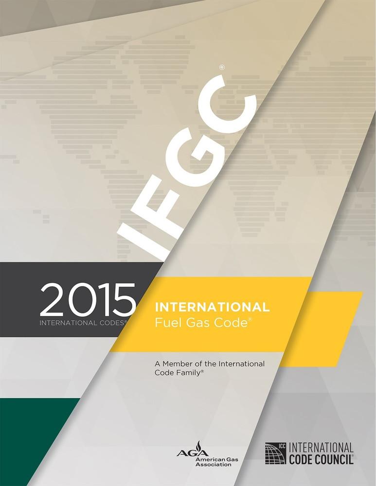 2015 International Fuel Gas Code (Looseleaf) - ISBN#9781609834760