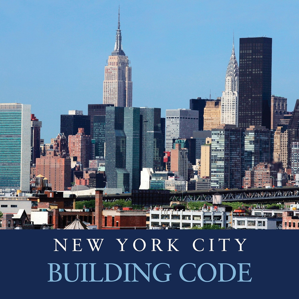 2014 New York City Building Code - ISBN#9781609835934