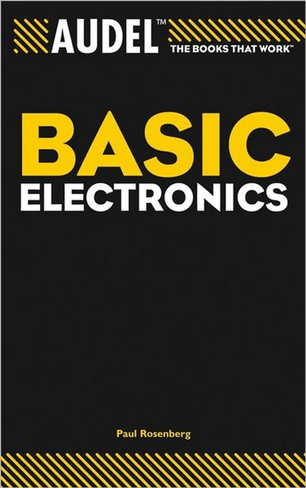 Audel Basic Electronics - ISBN#9780764579004